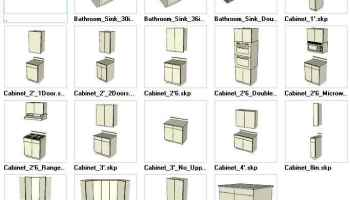 Sketchup Beds 3D models download – Autocad Blocks & Drawings