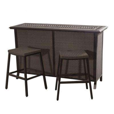 outdoor patio bar sets furniture Patio Bar Sets - Outdoor Bar Furniture - The Home Depot