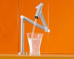 kholer-karbon-faucet kitchen