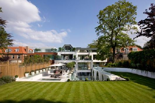 the mansion london 101 architecture