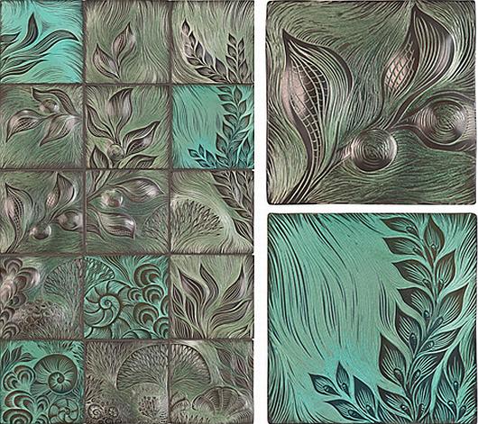 tiles 3 art home decor