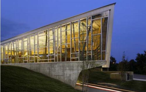 Ann Arbor Library architecture