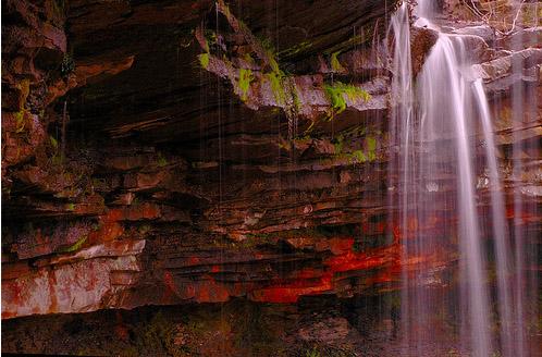 Waterfall diy