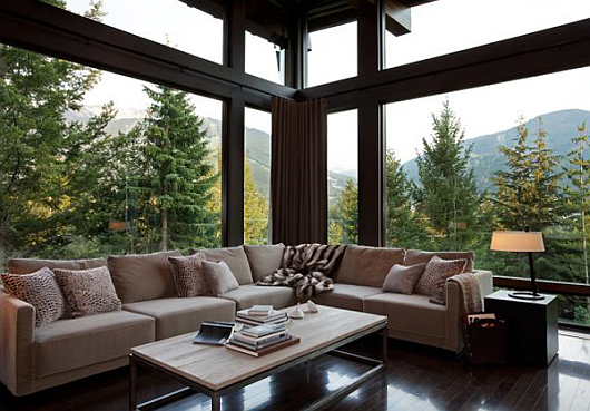 mountain retreat in Coveted Whistler 4