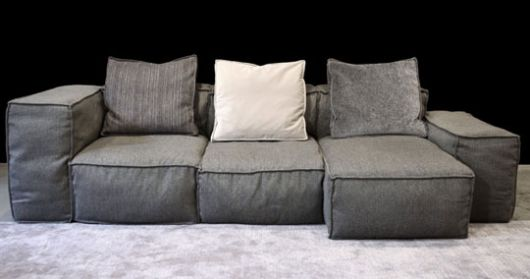 Design Dilemma Embracing Slouchy Furniture Home Find. Big Joe ...