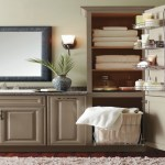 Bathroom Linen Cabinets With Matching Vanity Home Design Ideas Plans