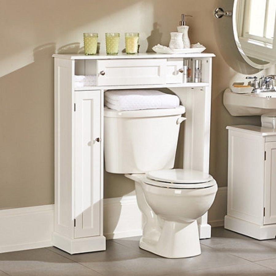 Small Bathroom Storage Ideas For Smart Solutions - Home ... on Small Space Small Bathroom Ideas Pinterest id=51435