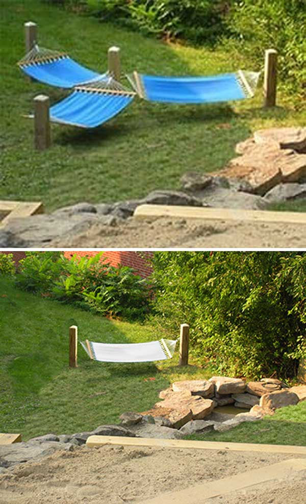 These 27 DIY Backyard Projects For Summer Are Extremely ... on Cool Backyard Decorations id=73016