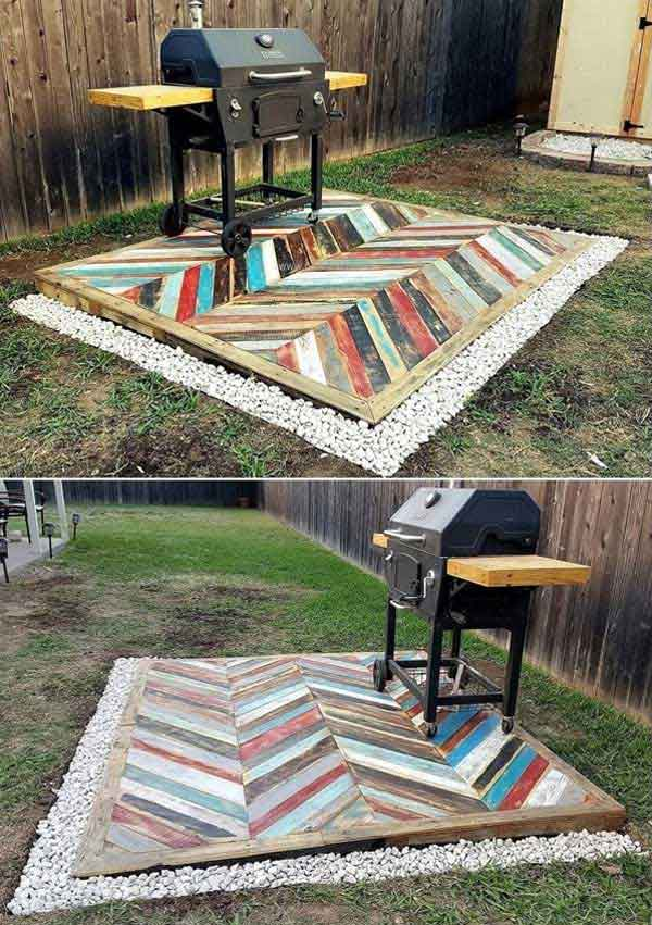 These 27 DIY Backyard Projects For Summer Are Extremely ... on Diy Backyard Remodel id=86182