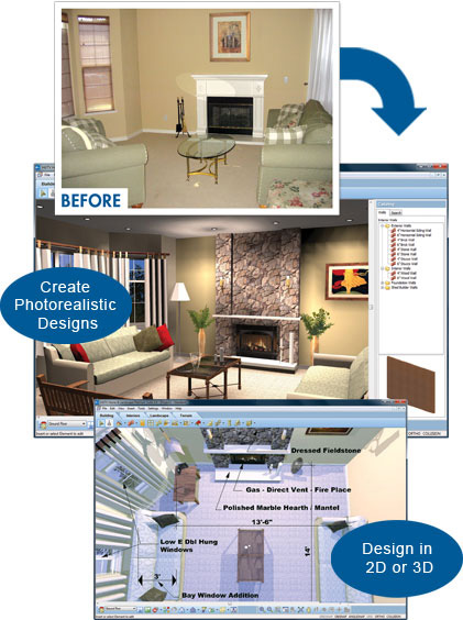 Home Interior Design Software Free Trial