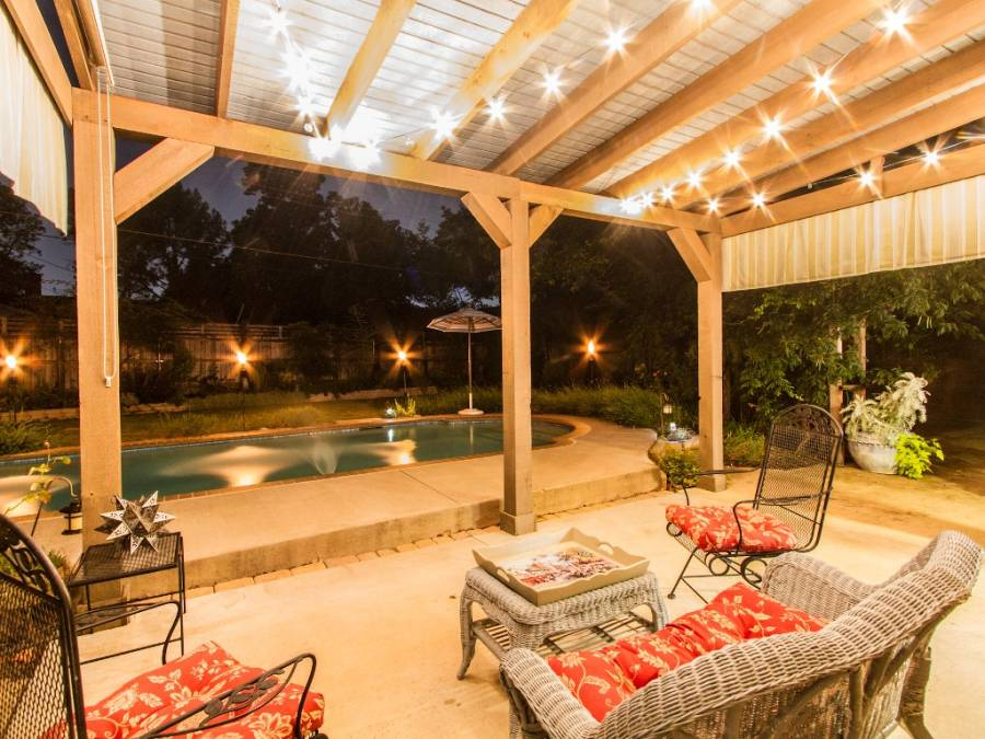 18 Nice Backyards For Your Inspiration Homedizz