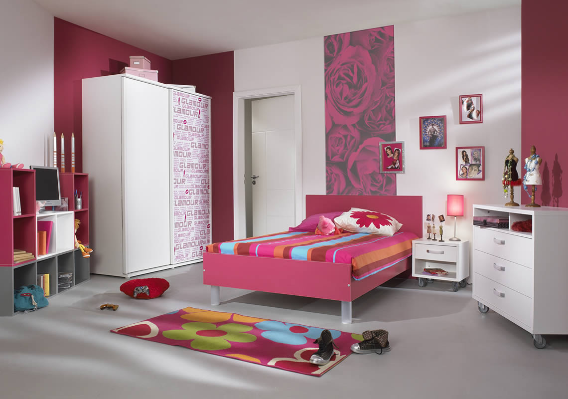 Mix and Match Teenage Bedrooms | Interior Design Ideas and ... on Teenage Bedroom Ideas  id=21411