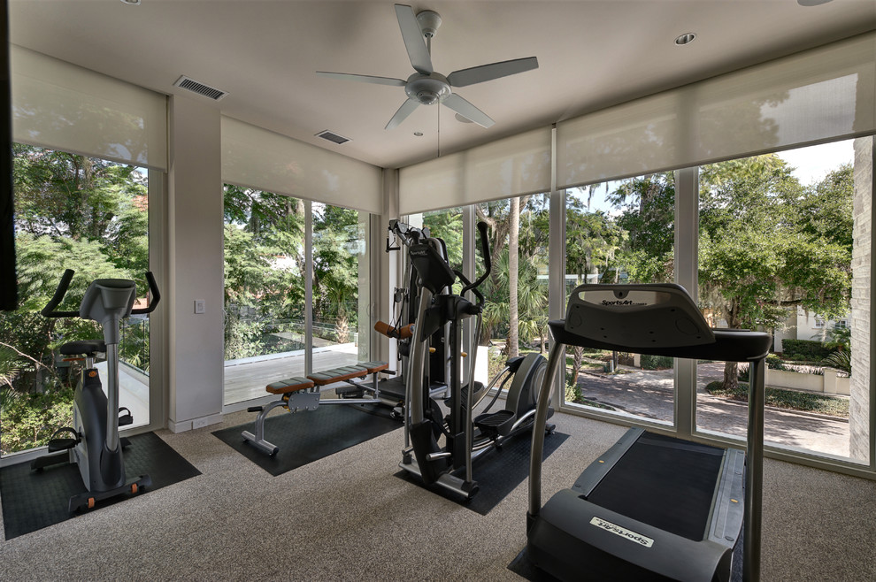 Best Ideas on Designing the Gym in the Basement