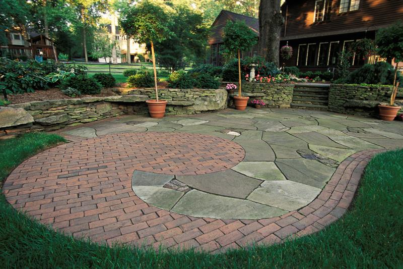 22 Home Patio Designs Perfect for Summer - Page 4 of 4 on Backyard Masonry Ideas id=51888