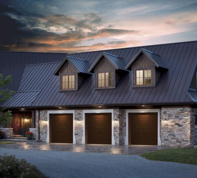 25 Awesome Garage Door Design Ideas on Garage Door Ideas  id=76433