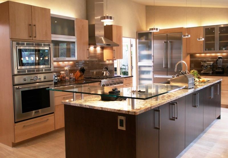 120 Custom Luxury Modern Kitchen Designs - Page 22 of 24