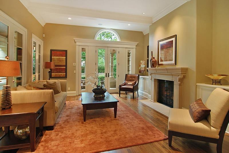 91 Design Ideas For Casual And Formal Living Rooms on Fireplace Casual Living id=95882