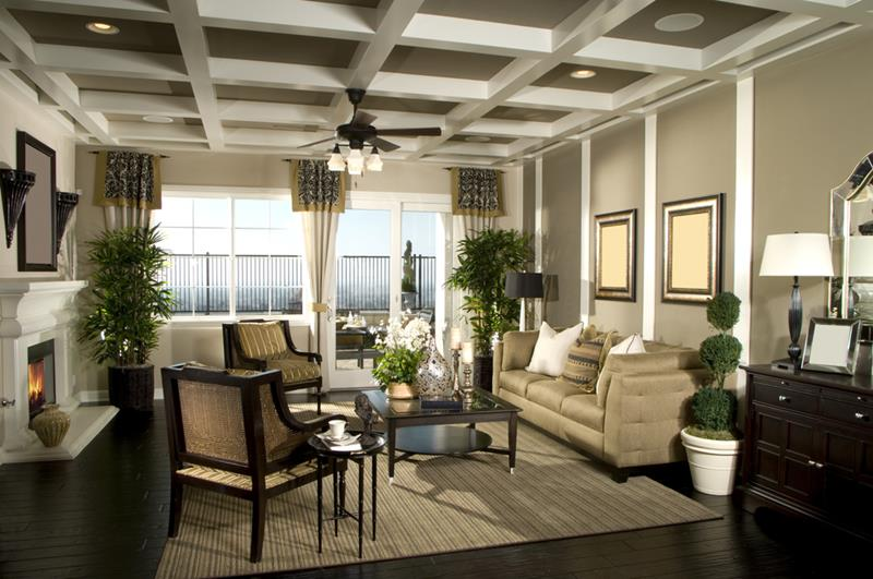 91 Design Ideas For Casual And Formal Living Rooms on Fireplace Casual Living id=87381