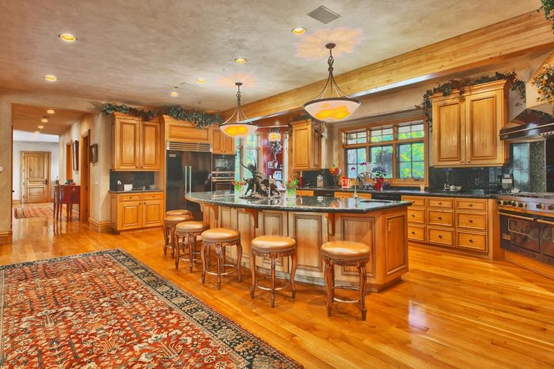 24 Beautiful Granite Countertop Kitchen Ideas - Page 2 of 5 on Kitchen Farmhouse Granite Countertops  id=55748