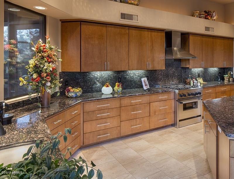 24 Beautiful Granite Countertop Kitchen Ideas - Page 2 of 5 on Kitchen Backsplash Backsplash Ideas For Granite Countertops  id=30646