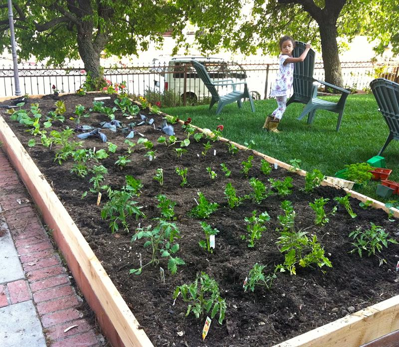 24 Awesome Ideas for Backyard Vegetable Gardens - Page 2 of 5 on Vegetable Garden Ideas For Backyard id=61043
