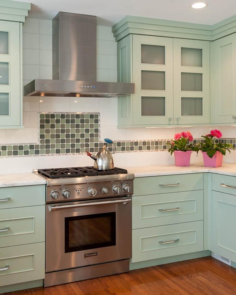 18 Stunning Small Kitchen Designs and Ideas on Small Space:fn118Lomvuk= Small Kitchen Ideas  id=27004