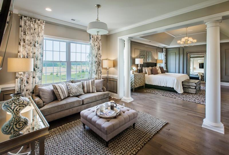 20 Amazing Luxury Master Bedroom Design Ideas on Amazing Bedroom Ideas  id=62108
