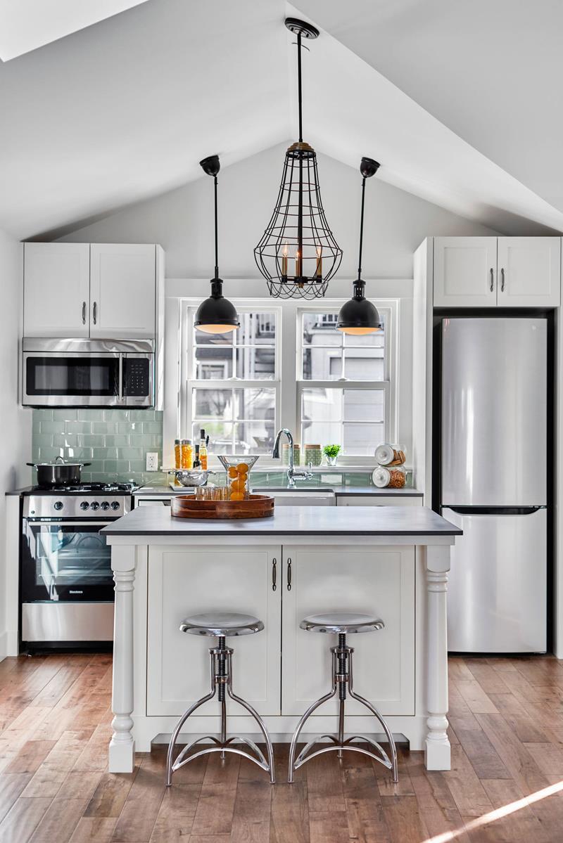 20 Distinctively Unique Kitchen Design Ideas