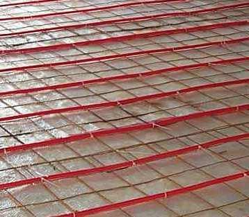 Heated Ceramic Tile Floor Photos