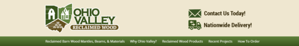 Ohio Valley Reclaimed Wood
