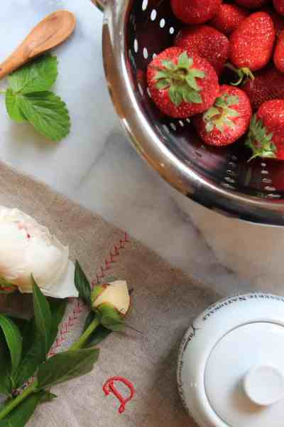 Growing Strawberries Indoors to Enjoy Fresh Fruit Year Round | Home for the Harvest