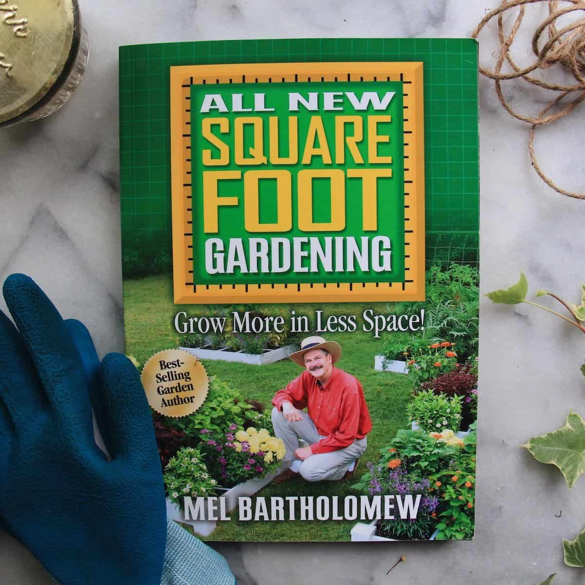 Square foot gardening book - The All New Square Foot Gardening Book List Of Gardening Books The Best Ones
