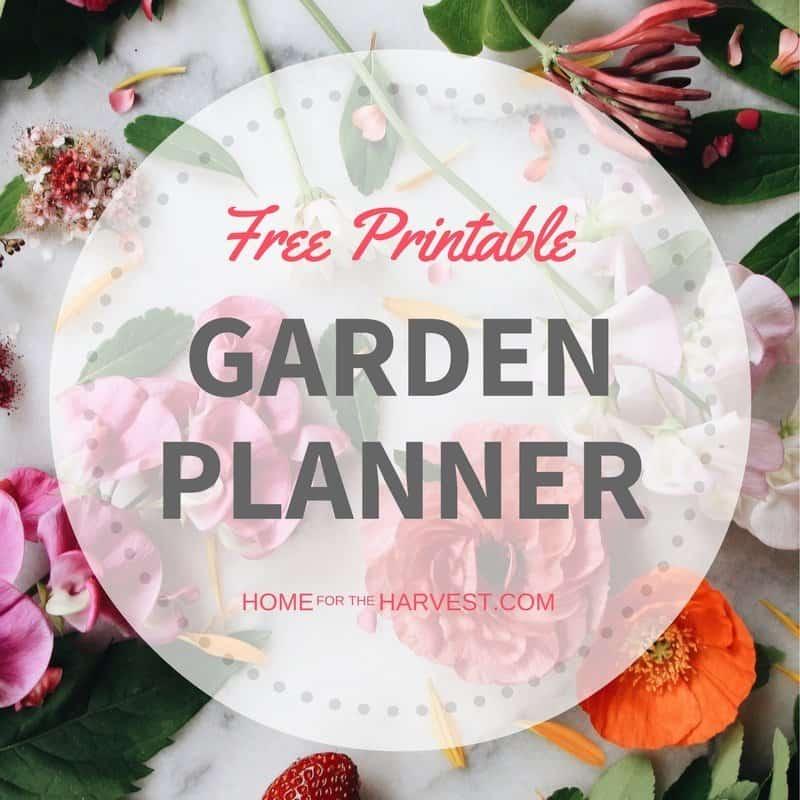 free vegetable garden planner home for the harvest