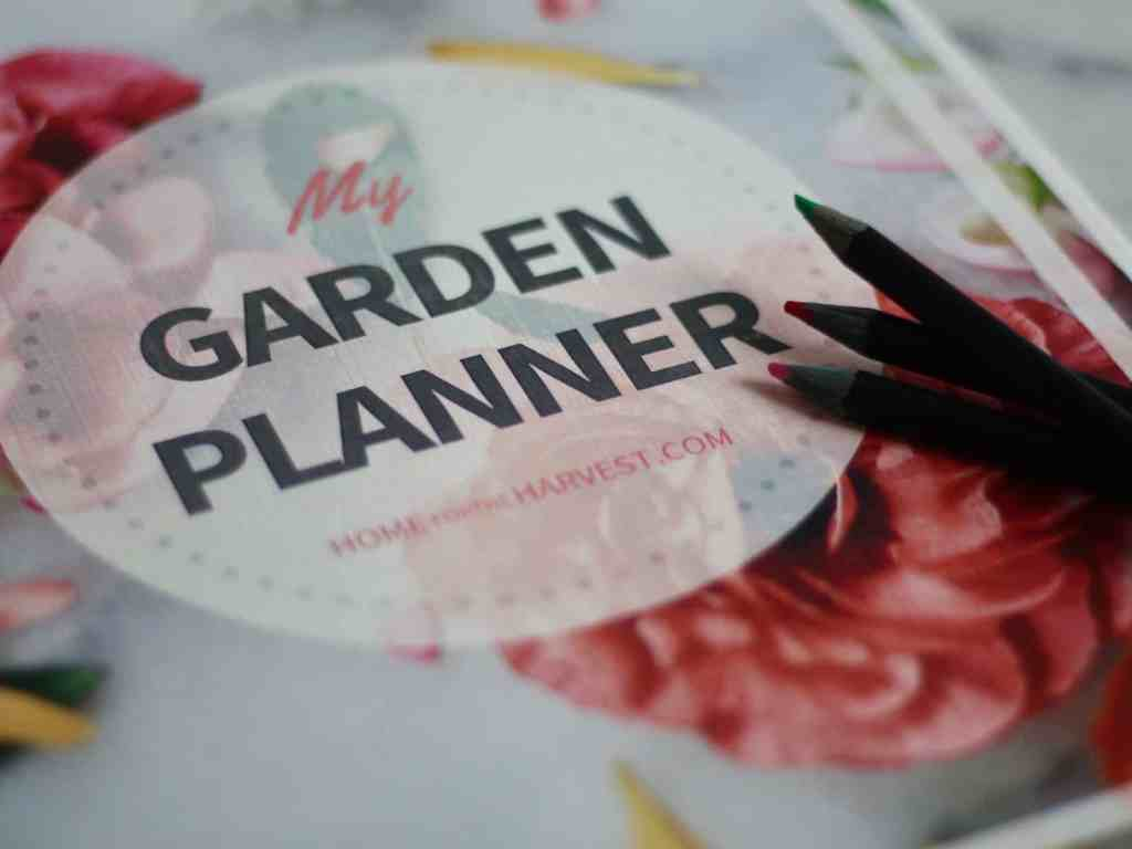 Starting a Garden? You'll Love This Simple Free Garden Planner!
