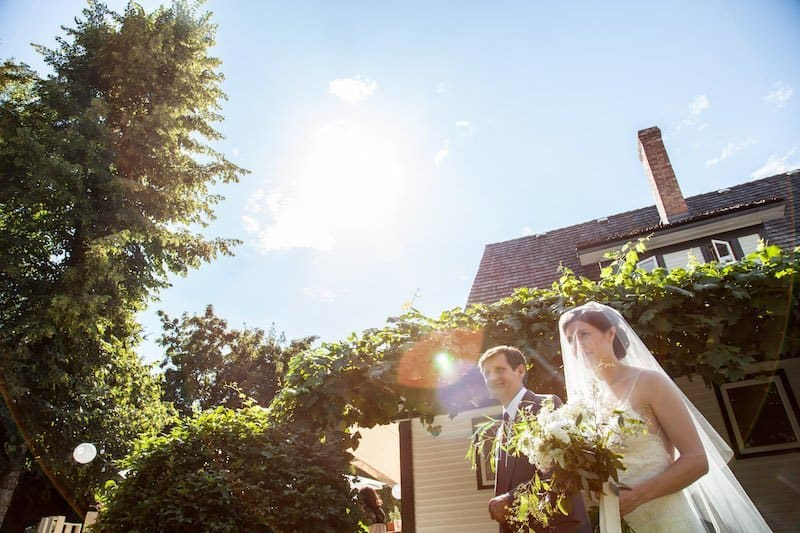 Garden Party Wedding | Home for the Harvest - by Lightwell Photo