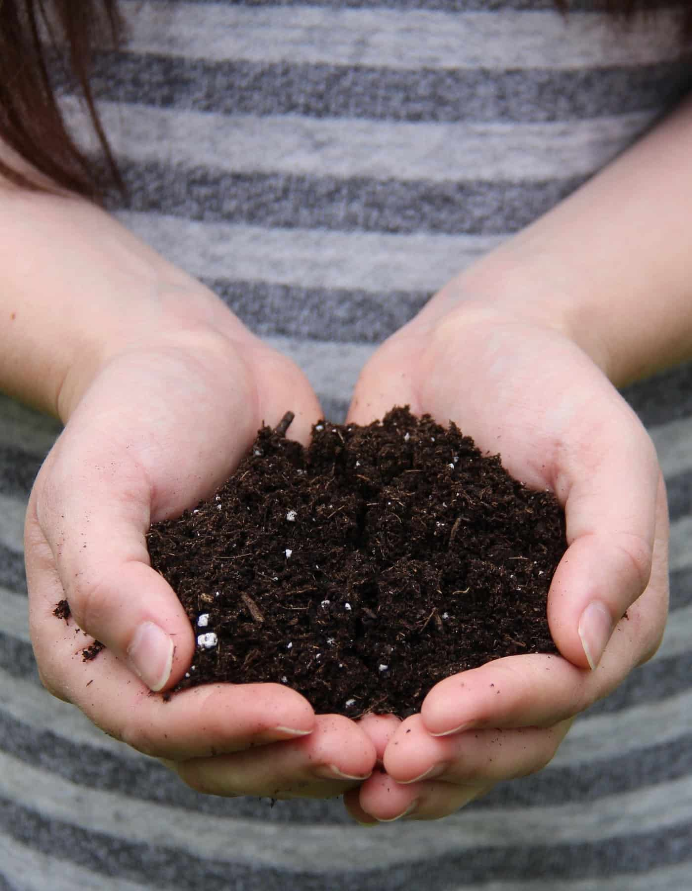 Types of Soil for Organic Gardening Explained | HomefortheHarvest #SoilTypes #TypesofSoil #OrganicGardening #Gardening #HealthySoil #LearntoGarden