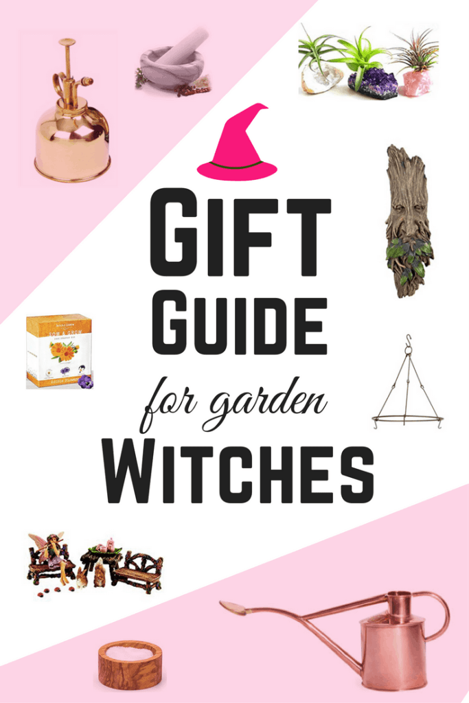17 Magical Gifts Perfect for a Plant-Loving Witch