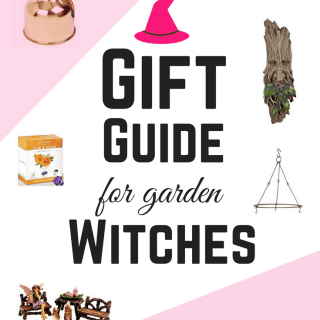 The magical gifts on this gift guide are perfect for the plant-loving witchy lady on your list! Check out these ideas for some gift inspiration for your favourite witch. #witchy #witch #giftguide #magicalgifts #gifts