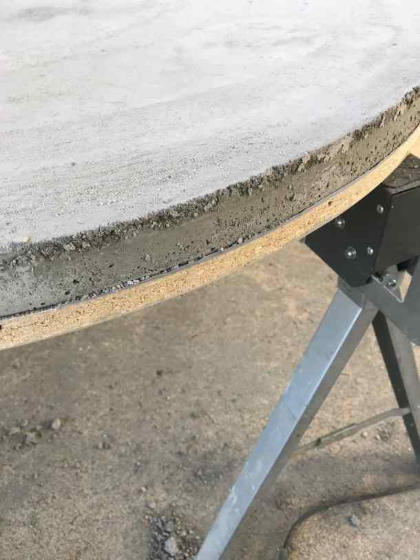 diy patio table for the mid century modern sun deck