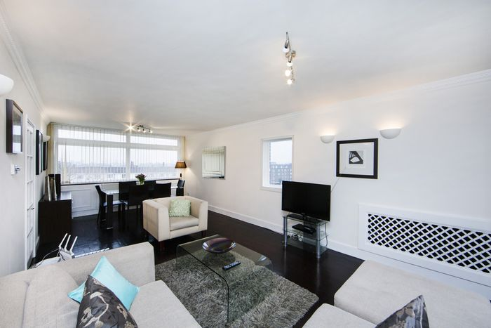 Short let apartments london