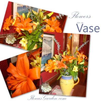 The Vase of Flowers