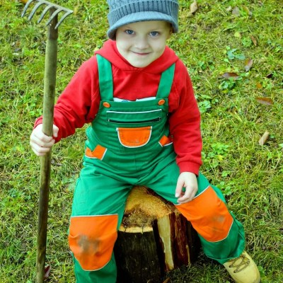 Create A Child's Garden, Grow Love For Nature