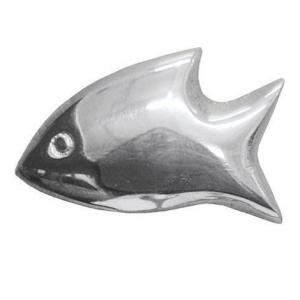 Aluminium fish door knob