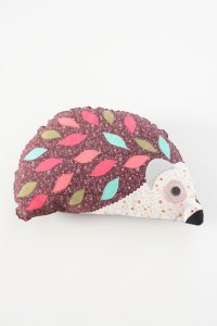 Sale bargain: hedgehog cushion from Urban Outfitters