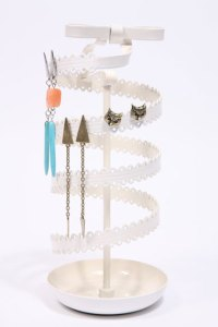 Ribbon jewellery stand from Urban Outfitters