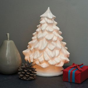 Bone china Christmas light