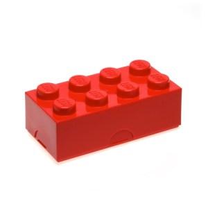 Giant Lego storage head box