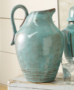 Pia design jug limited edition from Lombok