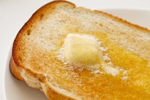 How to make the best hot buttered toast