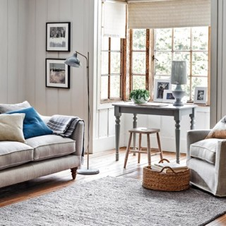 How to create a natural living room